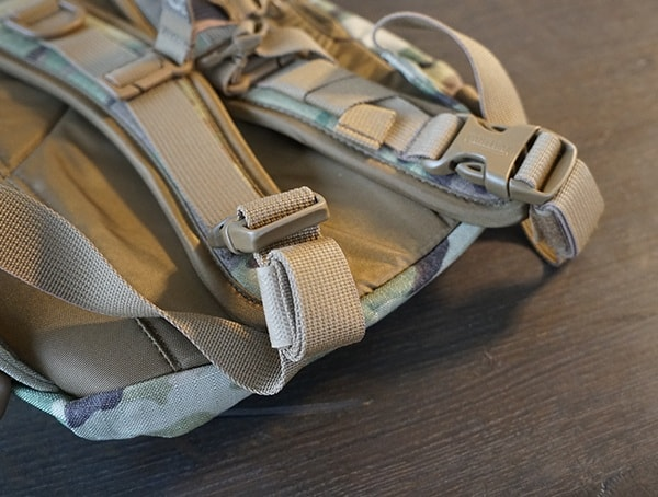 Tactical Pack Back Straps Camelbak Miltac Mule