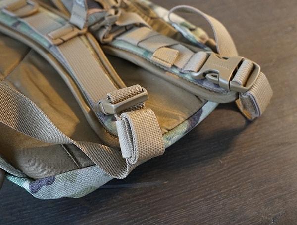 Tactical Pack Back Straps Camelbak Miltac Mule