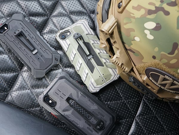 Tactical Phone Cases Review Element Case