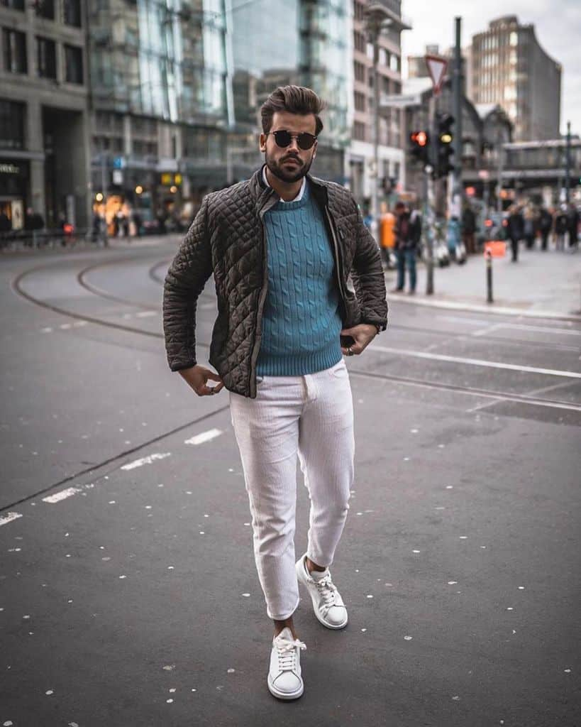 Tailored Dapper Outfit
