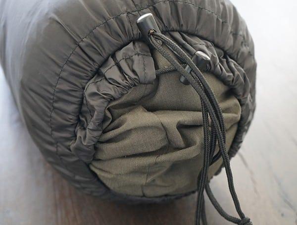 Takibi Kake Futon Down Blanket Compression Sack Pull Cord