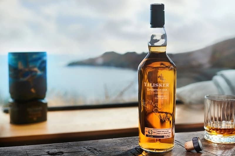 Talisker Unveils 43-Year-Old Xpedition: The Atlantic Challenge