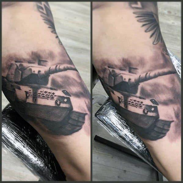 Tank Guys Tattoos