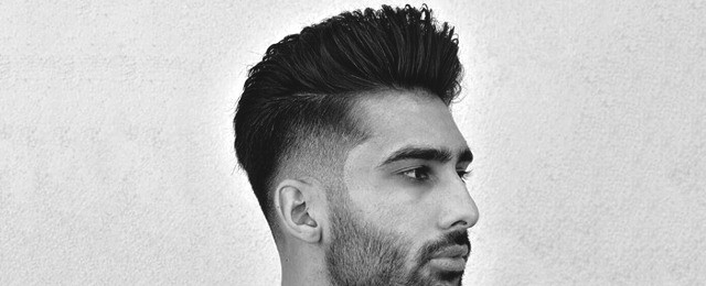 Awesome Taper Fade Haircut For Men