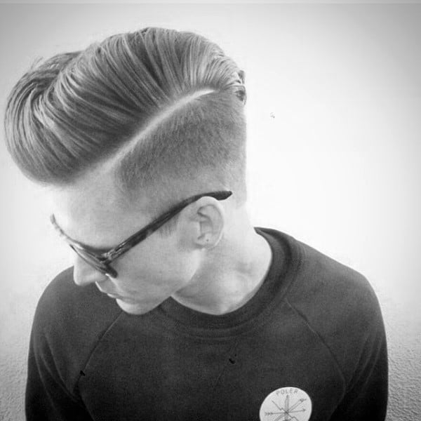 Taper Haircut Fade For Guys