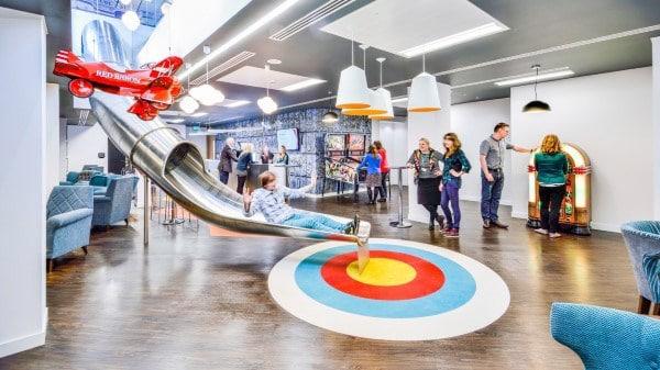 Target Indoor Slide Ideas