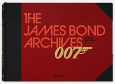 Taschen The James Bond Archives Book 007