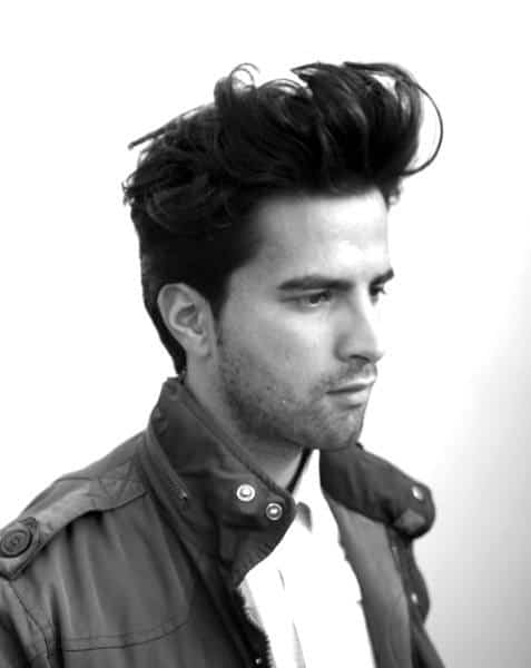 Tasteful Mens Medium Length Hair Ideas