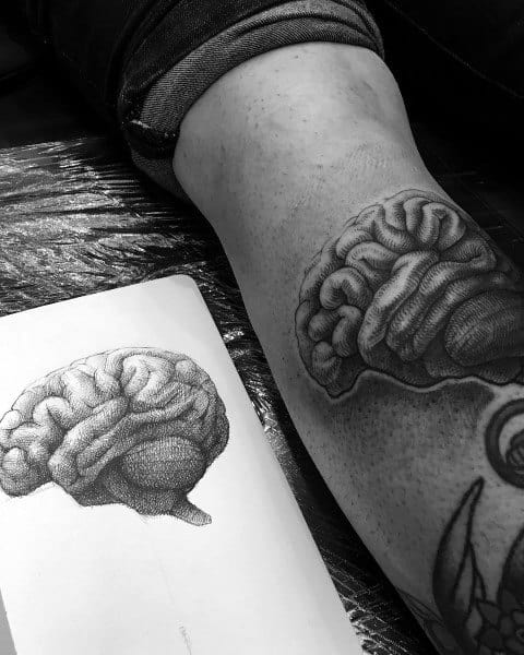 Tattoo Anatomical Ideas For Guys