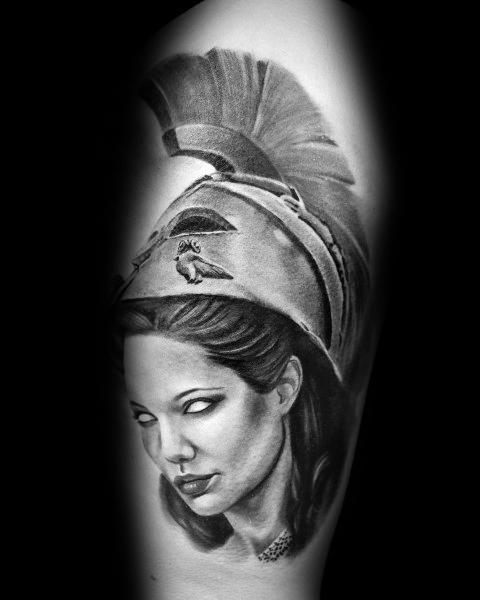 Tattoo Athena Designs For Men