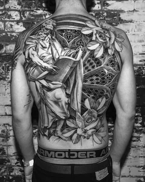 Tattoo Big Designs For Men