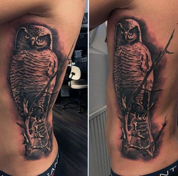 Tattoo Bird For Men