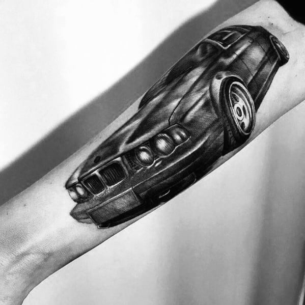 Tattoo Bmw Ideas For Guys