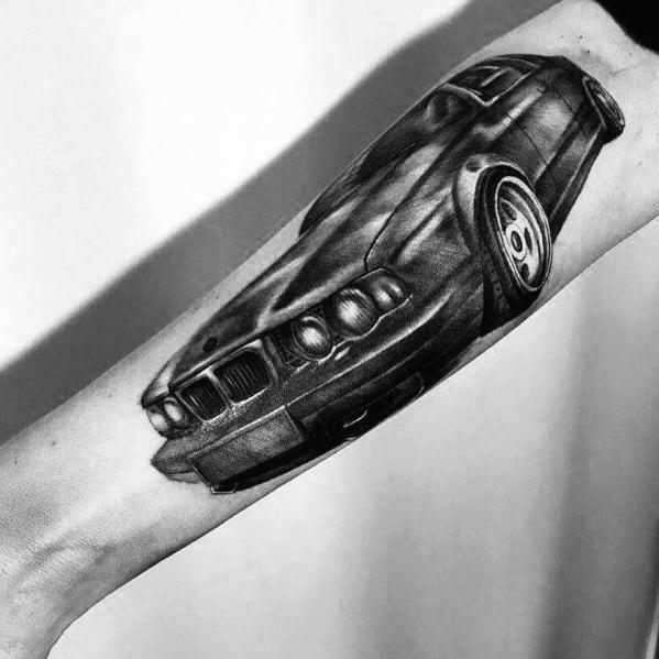 Tattoo Bmw Ideas For Guys
