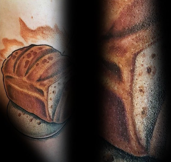 Tattoo Bread Ideas For Guys