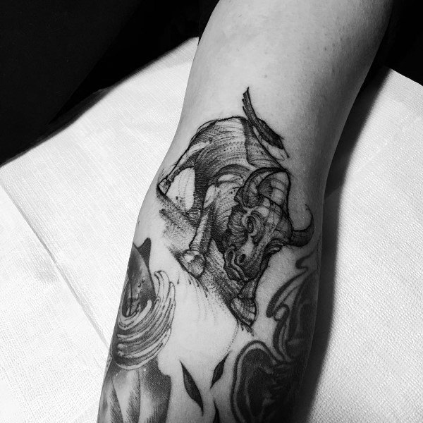Tattoo Cow Ideas For Guys
