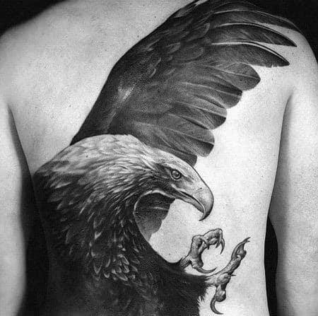 Tattoo Designs Badass Eagle