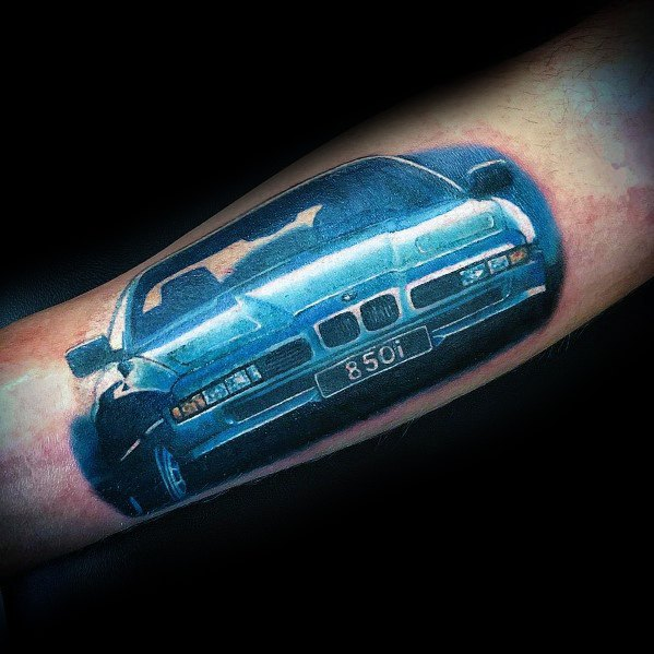 Tattoo Designs Bmw