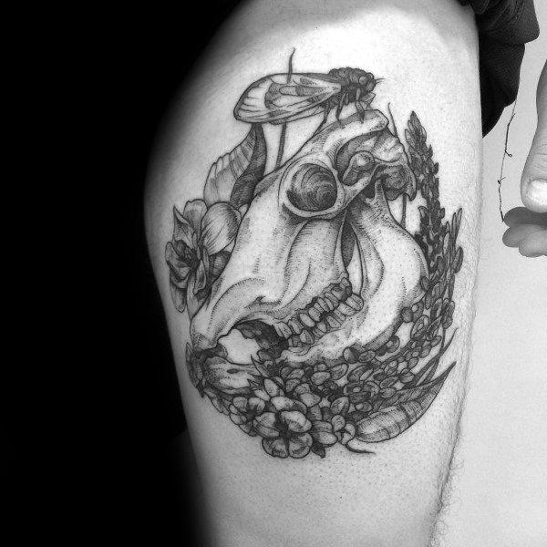 Tattoo Designs Cow