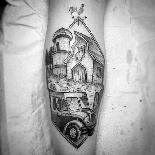 Tattoo Designs Farming