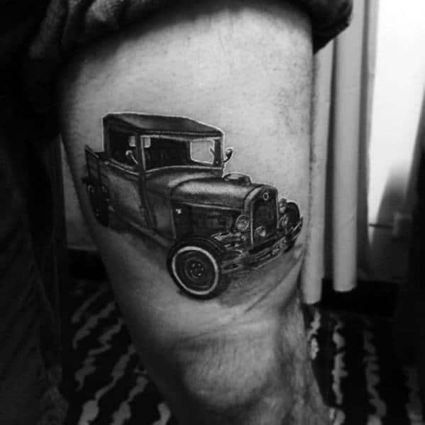 Tattoo Designs Ford
