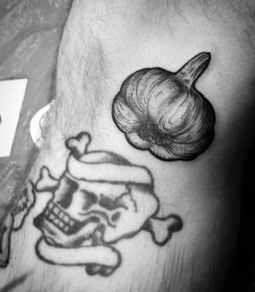 Tattoo Designs Garlic