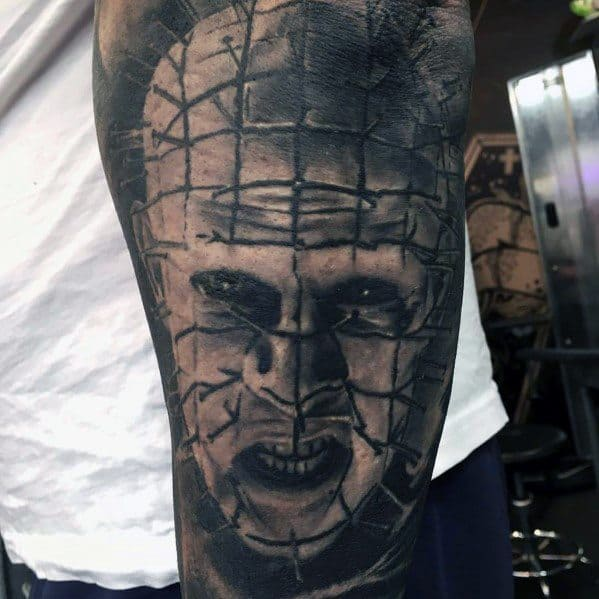 Tattoo Designs Hellraiser