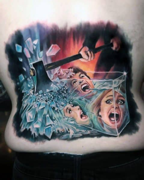 Tattoo Designs Horror Movie