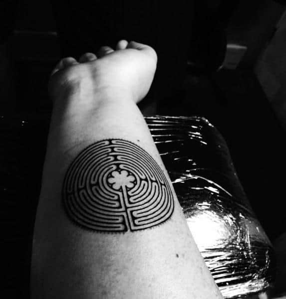 Tattoo Designs Labyrinth