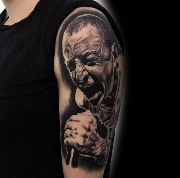 Tattoo Designs Linkin Park
