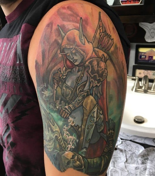 Tattoo Designs World Of Warcraft