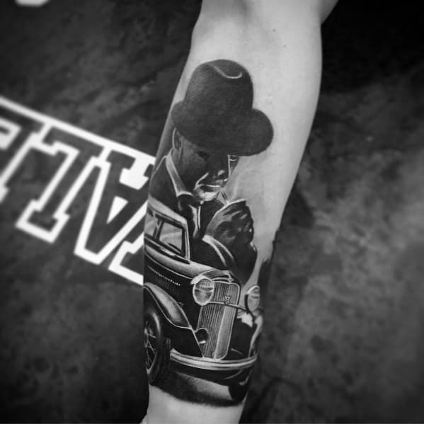 Tattoo Ford Designs For Men