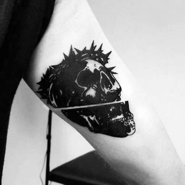 Tattoo Gothic Designs For Men