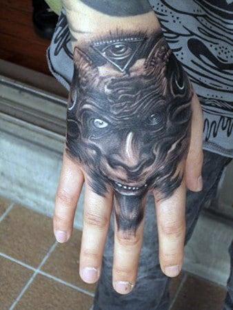 Tattoo Hands