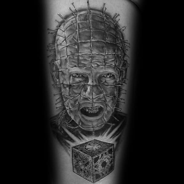 Tattoo Hellraiser Designs For Men