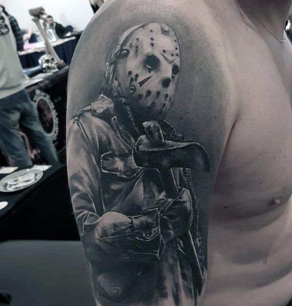 Tattoo Horror Movie Ideas For Guys