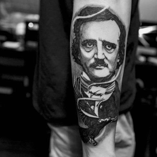 Tattoo Ideas Edgar Allan Poe