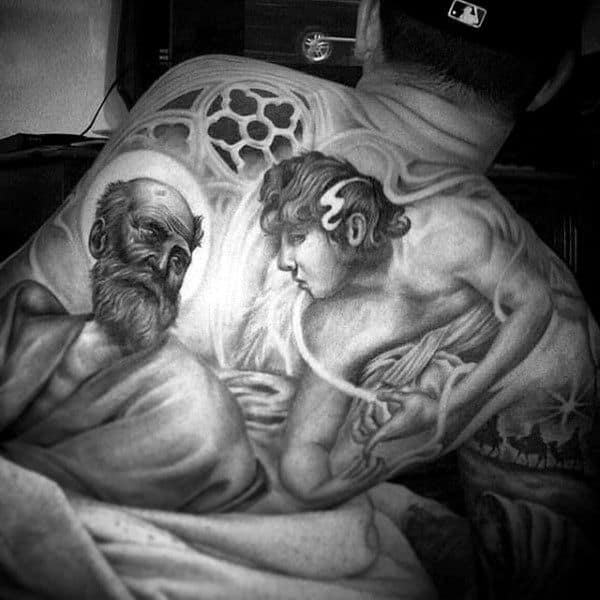 Tattoo Ideas For Men Christian
