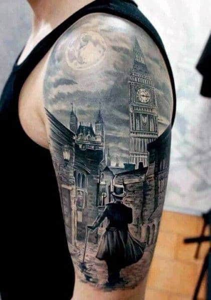 tattoo-ideas-for-men-half-sleeve-drawings
