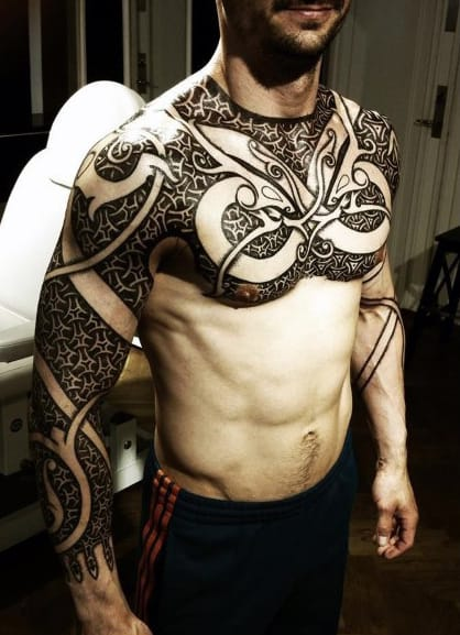 Tattoo Ideas For Men Shoulder