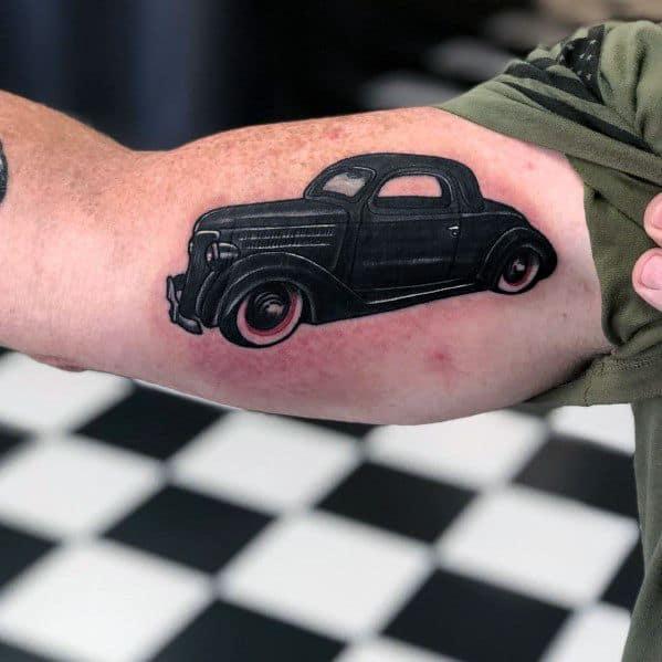 Tattoo Ideas Ford