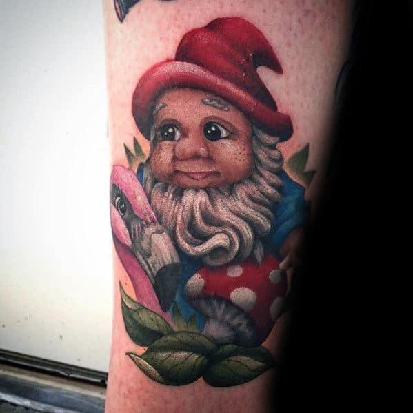 Tattoo Ideas Gnome