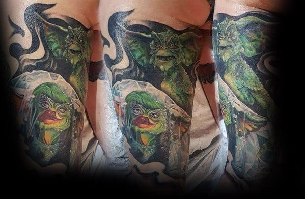 Tattoo Ideas Gremlin