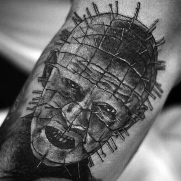Tattoo Ideas Hellraiser