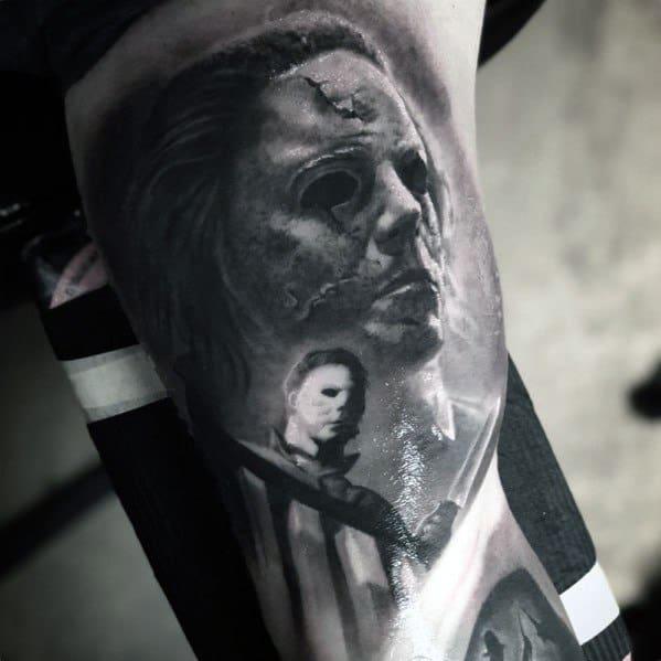 Tattoo Ideas Michael Myers