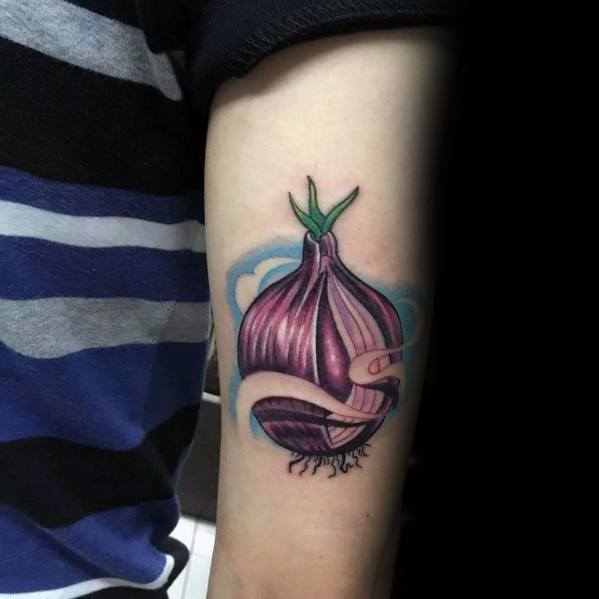 Tattoo Ideas Onion