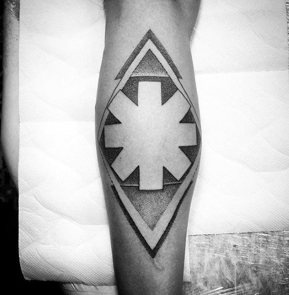 Tattoo Ideas Red Hot Chili Peppers