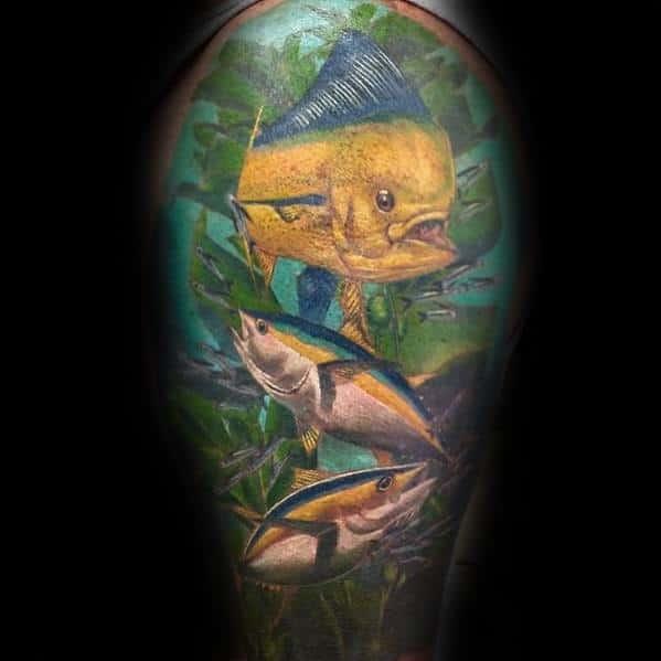 Tattoo Ideas Tuna