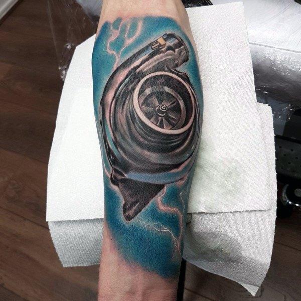 Tattoo Ideas Turbo