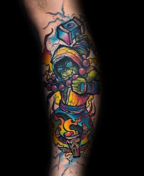 Tattoo Ideas World Of Warcraft